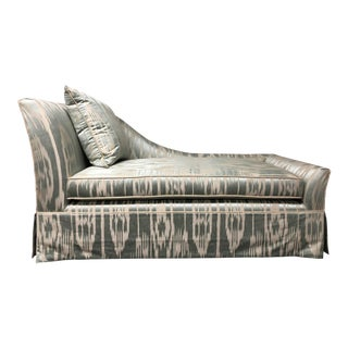 Contemporary Manuel Canovas Upholstered Belmar Chaise For Sale
