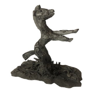 Horse Rearing Art Sculpture For Sale