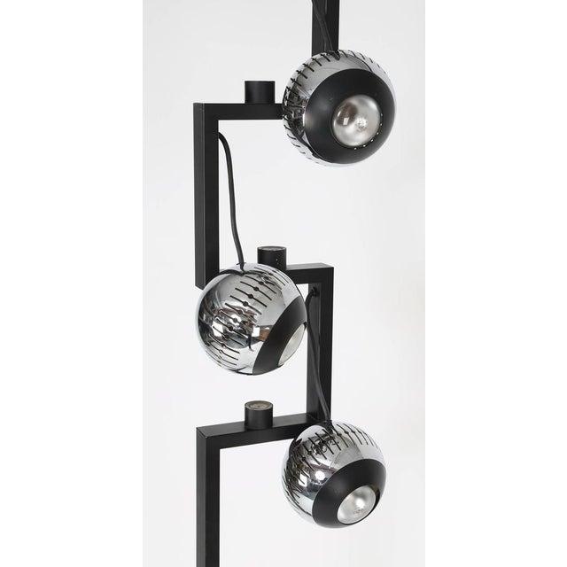 Arredoluce 1970S VINTAGE ANGELO LELLI FOR ARREDOLUCE FLOOR LAMP For Sale - Image 4 of 6