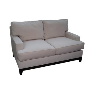 Ethan Allen Modern Loveseat For Sale