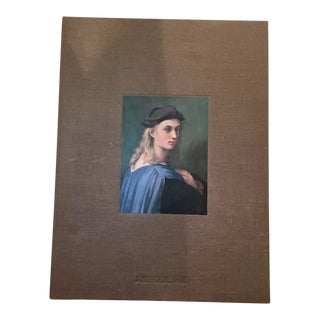 Assouline Portraits of the Renaissance Coffee Table Book and Clamshell Case For Sale