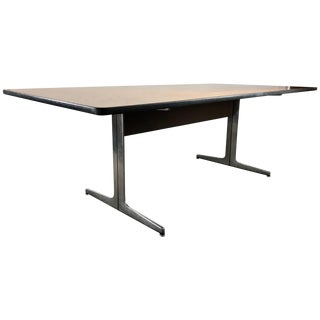 Elusive Modernist Action Office Desk or Table by George Nelson for Herman Miller For Sale