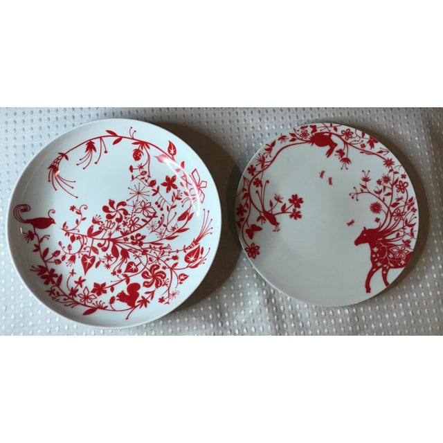 Tord Boontje's Table Stories Dinnerware Pieces - Set of 4 - Image 7 of 10