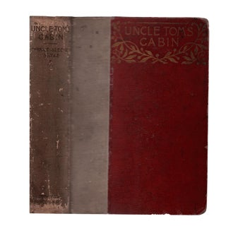 """1893 """"Uncle Tom's Cabin"""" Collectible Book For Sale"""