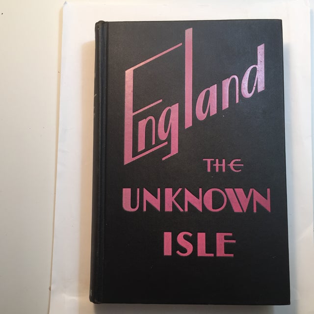 1932 England the Unknown Isle - Image 7 of 7