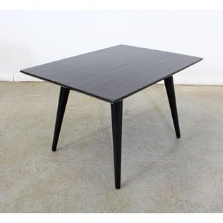 Mid-Century Danish Modern Paul McCobb Planner Group Ebonized End/Side Table Preview