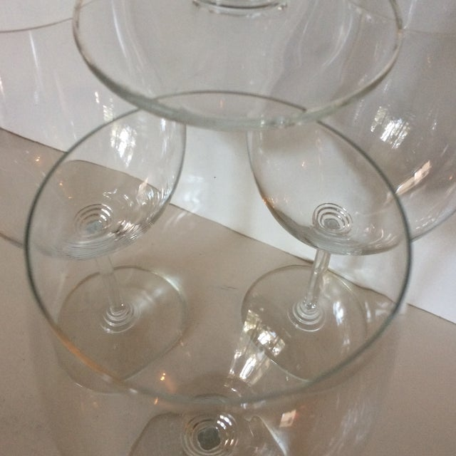 Classic Riedel Vinum Cabernet Glasses - Set of 4 - Image 9 of 9