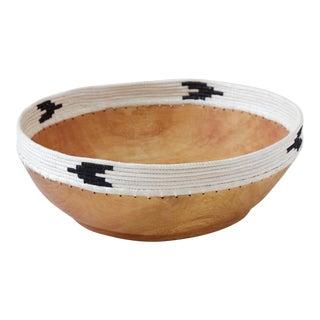 Arrow Copabu Wood Bowl