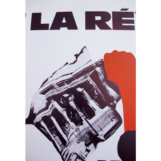 Date: 1982 Size: 23 x 33 inches Artist: Unknown This original vintage poster is an advertisement for the 1982 exhibition...