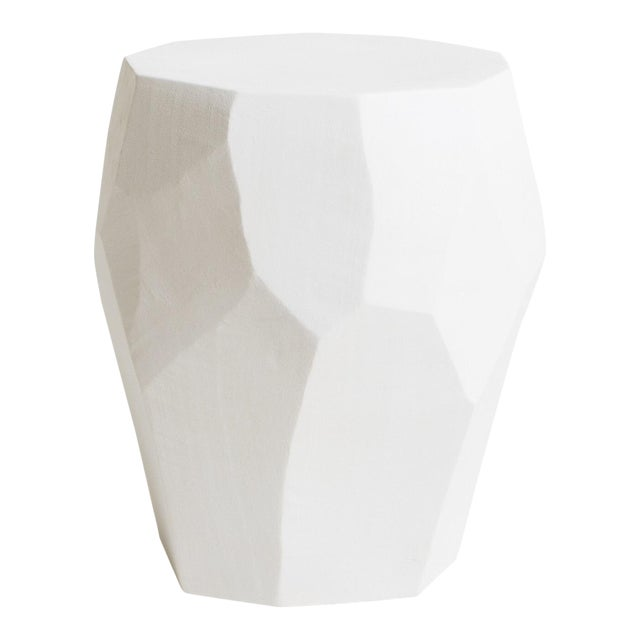 Contemporary Polyhedra Stool For Sale