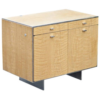 Davis Allen for Gf Oak Credenza For Sale