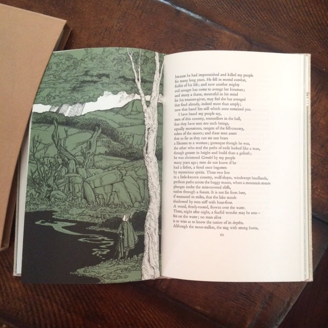 Beowulf, The Folio Society - Image 6 of 8