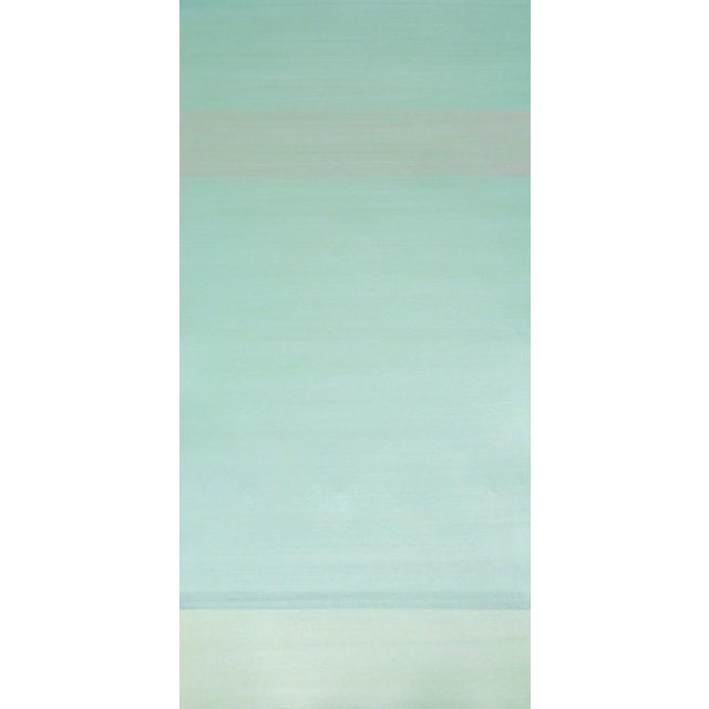Jay Rosenblum, Untitled VII Acrylic Painting, Ca. 1977 For Sale