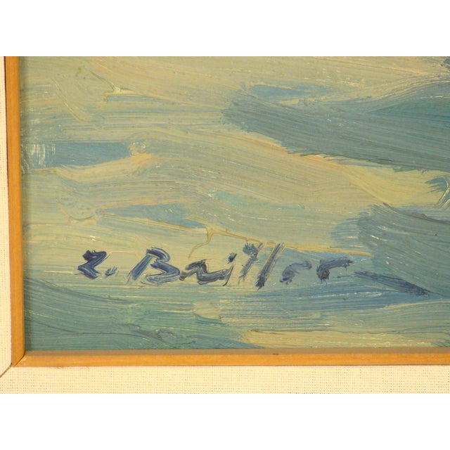 Carnival Scene Painting by Zoma Baitler For Sale - Image 10 of 13