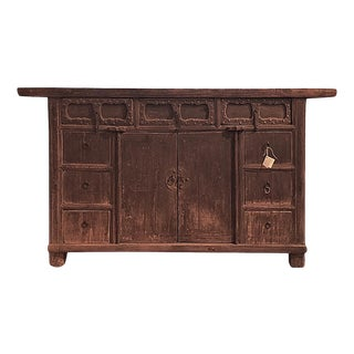 Antique 19th Century Chinese Buffet