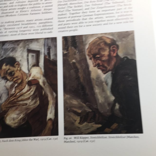 """""""German Expressionism 1915-1925"""" Art Book For Sale In New York - Image 6 of 11"""