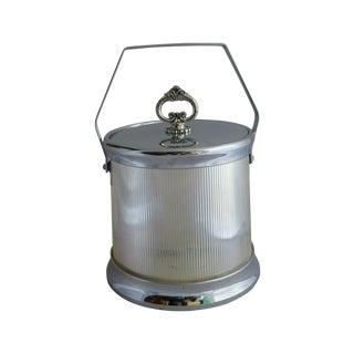 Vintage Mid-Century Japanese Ice Bucket