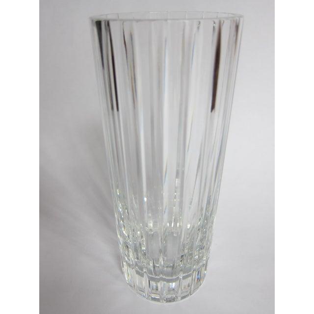 Baccarat Harmonie Vase For Sale - Image 5 of 10