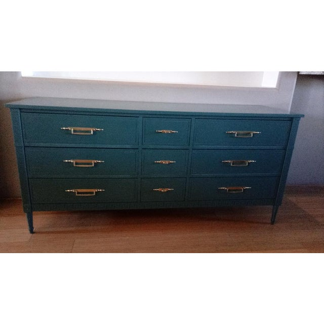 Furniture Guild of California Nine Drawer Dresser - Image 3 of 6