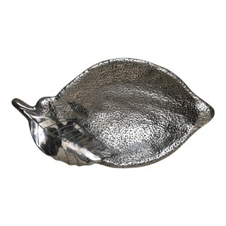 Mexican Mariposa Leaf Dish For Sale