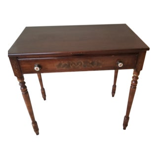 Traditional Hitchcock Writing Desk For Sale