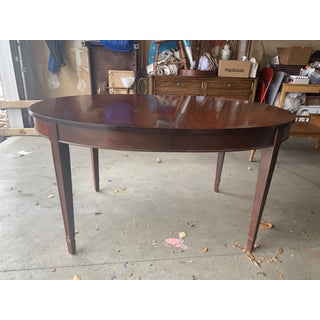 Drexel Mahogany Dining Table Preview