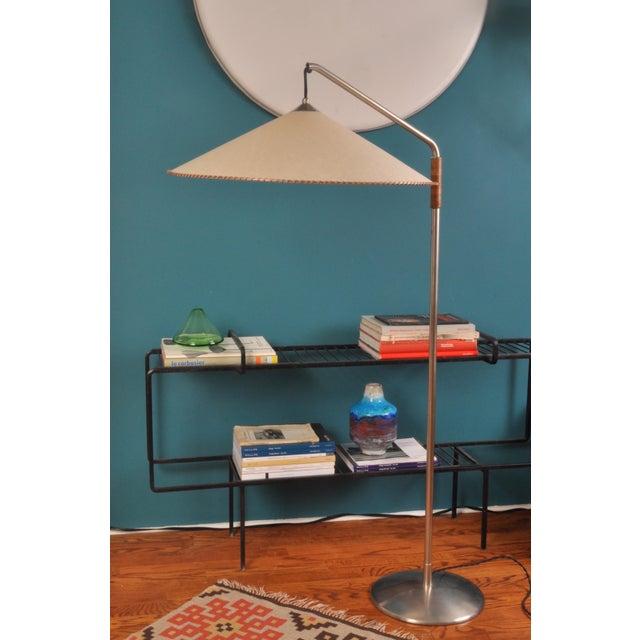 Telescopic Floor Lamp by Bag Turgi, Switzerland, 1930s For Sale - Image 10 of 10