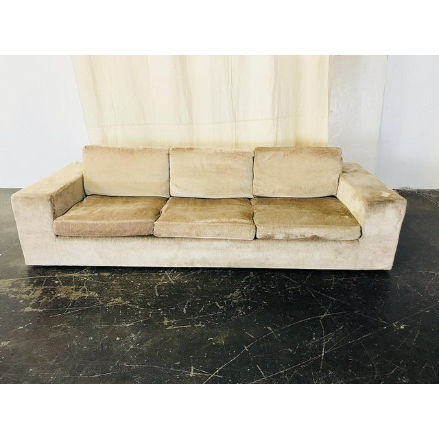 Late 20th Century Modern Sofa by Cisco For Sale - Image 5 of 9