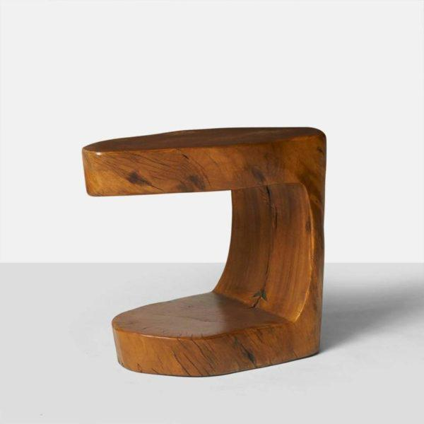 Pair of Side Tables by Hugo Franca For Sale - Image 4 of 9
