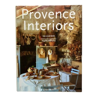 1996 Provence Interiors Design Book by Taschen Publishing For Sale