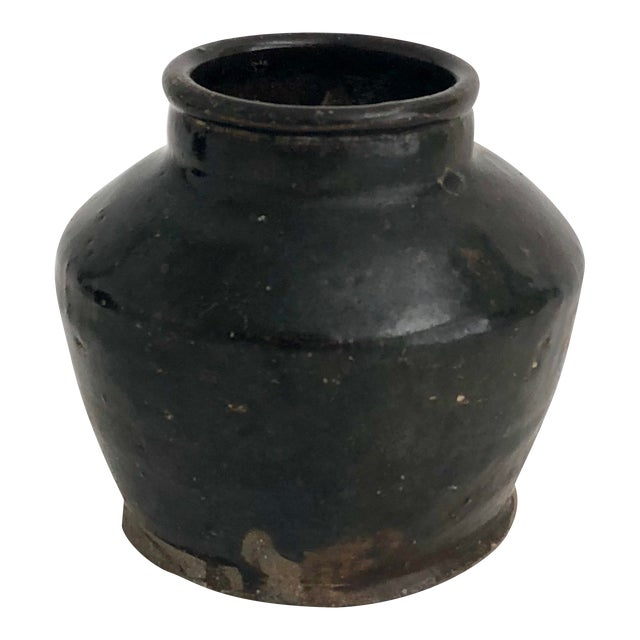 Antique Chinese Shanxi Pot For Sale