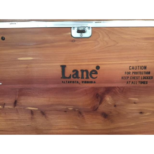 Lane Mid-Century Love Chest/Trunk - Image 5 of 7
