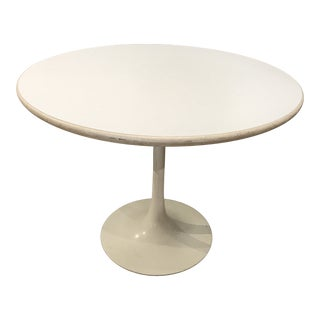 1960s Mid-Century Modern Tulip Side Table For Sale