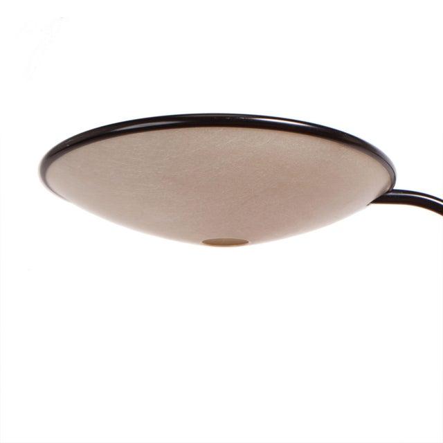 Black Vintage Dazor Ufo Desk Lamp (Model 2008) For Sale - Image 8 of 11