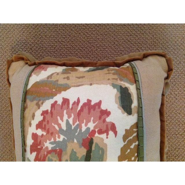 Custom Designed Lumbar Pillows - Pair - Image 7 of 8