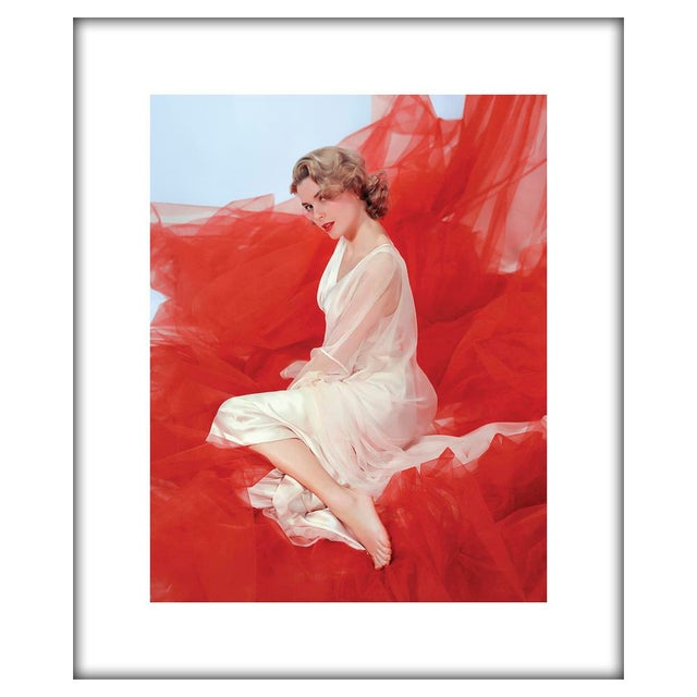"Grace Kelly is the quintessential Hollywood beauty turned true princess. Captured here in publicity photo for ""preview of..."
