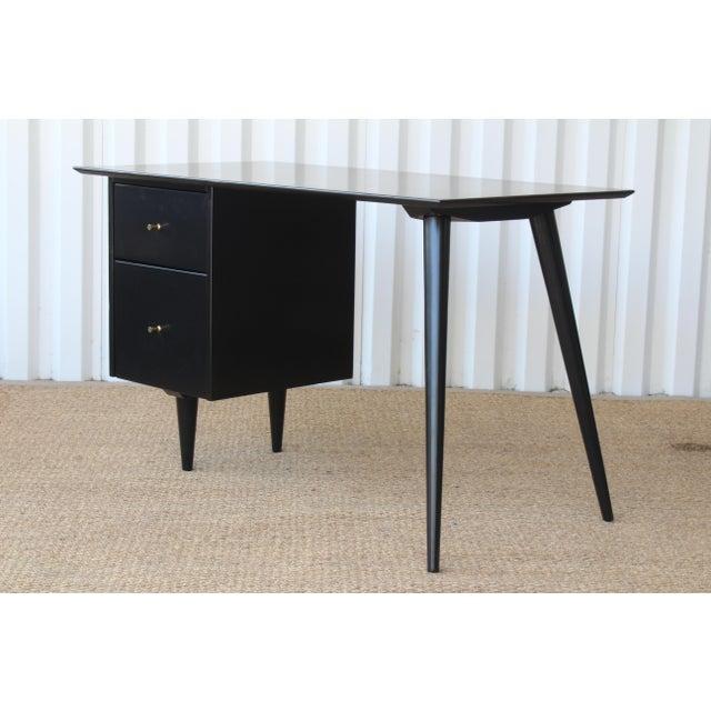 "Mid-Century Modern 1950s Paul McCobb ""Planner Group"" Writing Desk For Sale - Image 3 of 11"