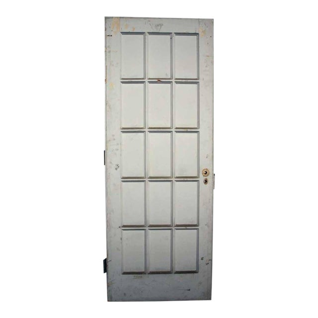 15 lite french door chairish for 15 lite door