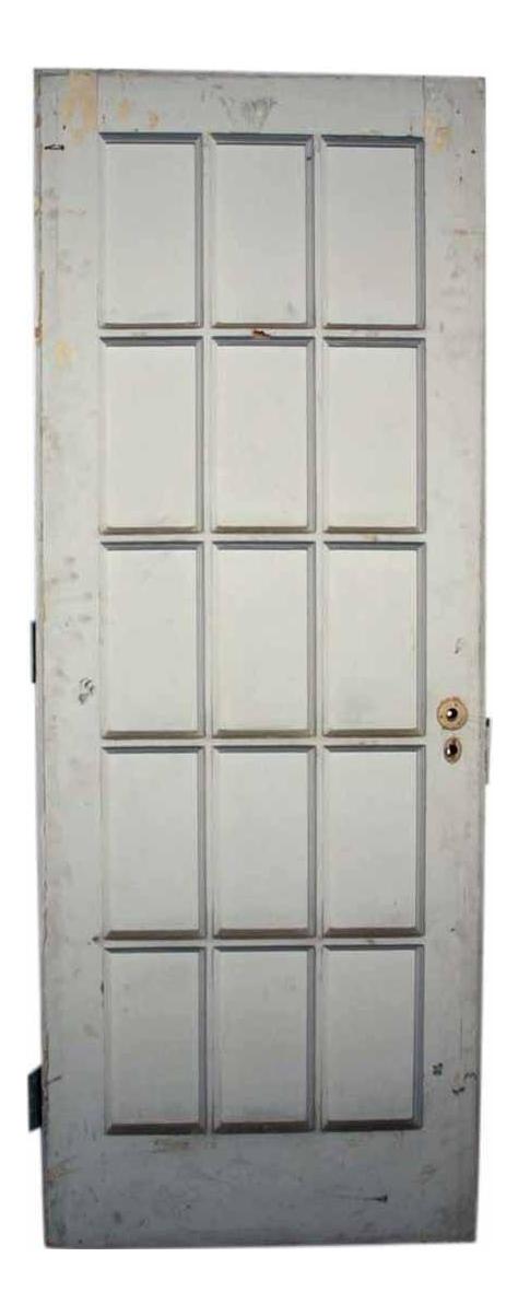15 Lite French Door