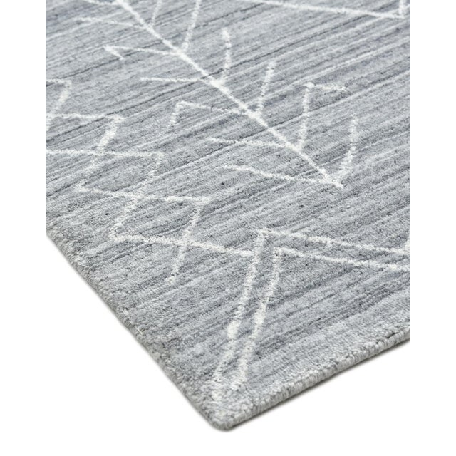 Color: Silver - Made In: India. Morocco's rug-making heritage encompasses everything from plush, neutral Beni Ourains to...
