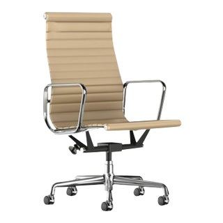 Herman Miller Eames Aluminum Group Chair For Sale