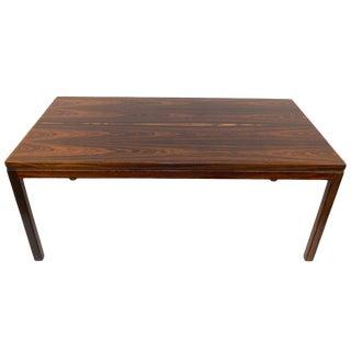 Fir and Jacaranda Scandinavian Modern Coffee Table For Sale