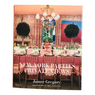 New York Parties Coffee Table Book For Sale