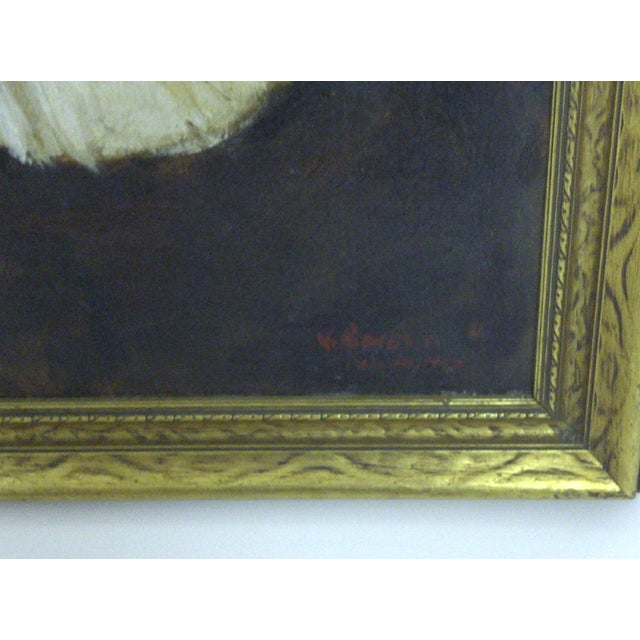 """Spanish Nobleman"" by William Newfield For Sale - Image 4 of 7"