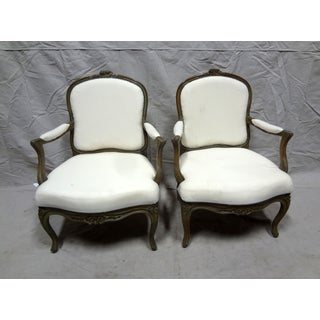 Swedish Rococo Armchairs - Pair Preview