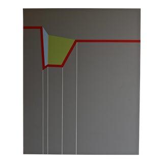 """John Morton Thomas """"Falls"""" Painting C. 2011 For Sale"""