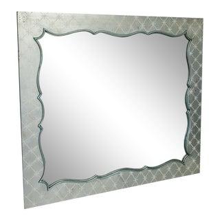 Vintage Hollywood Regency Mirror For Sale