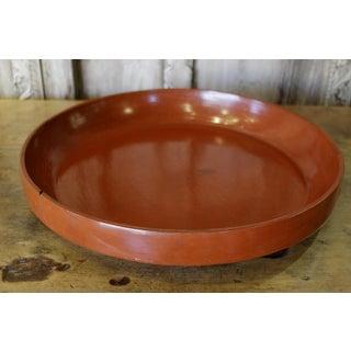 Wooden Tibetan Fruit Platter Preview