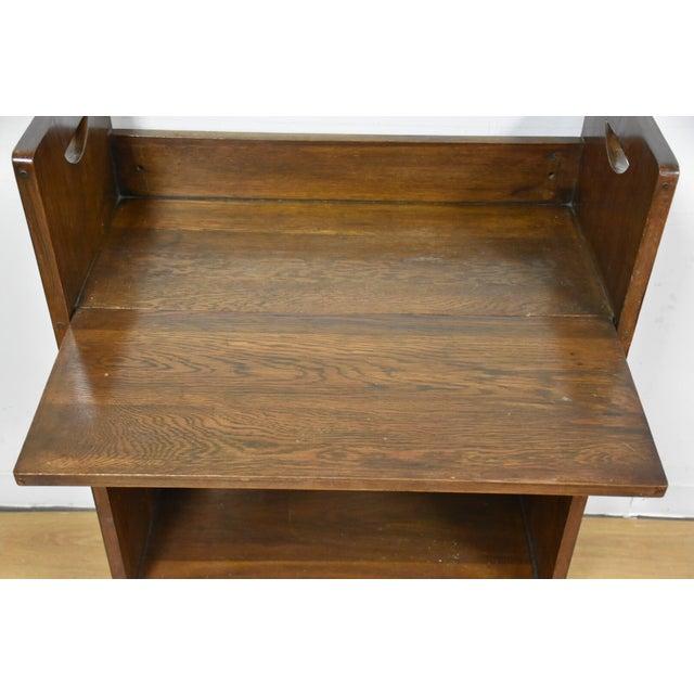 Gustav Stickley Craftsman Desk - Image 6 of 10