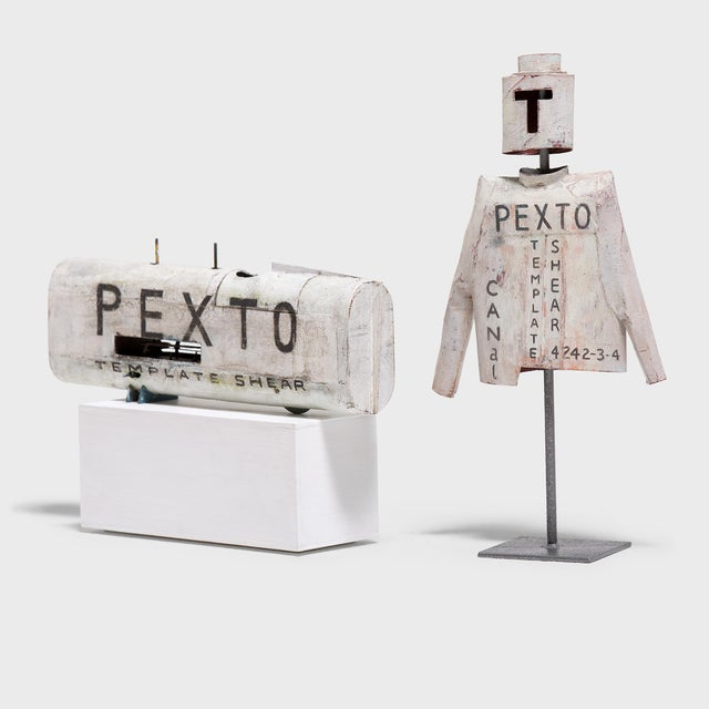 """""""Pexto"""" Car & Jacket by Patrick Fitzgerald For Sale - Image 13 of 13"""